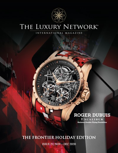 The Luxury Network Magazine Numero 21