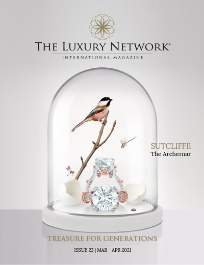 The Luxury Network Magazine Numero 23