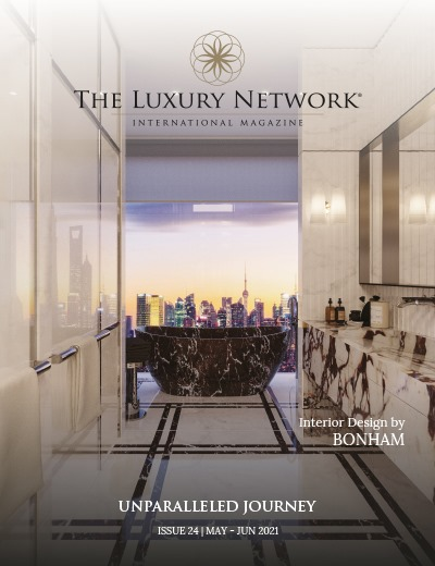 The Luxury Network Magazine Numero 24