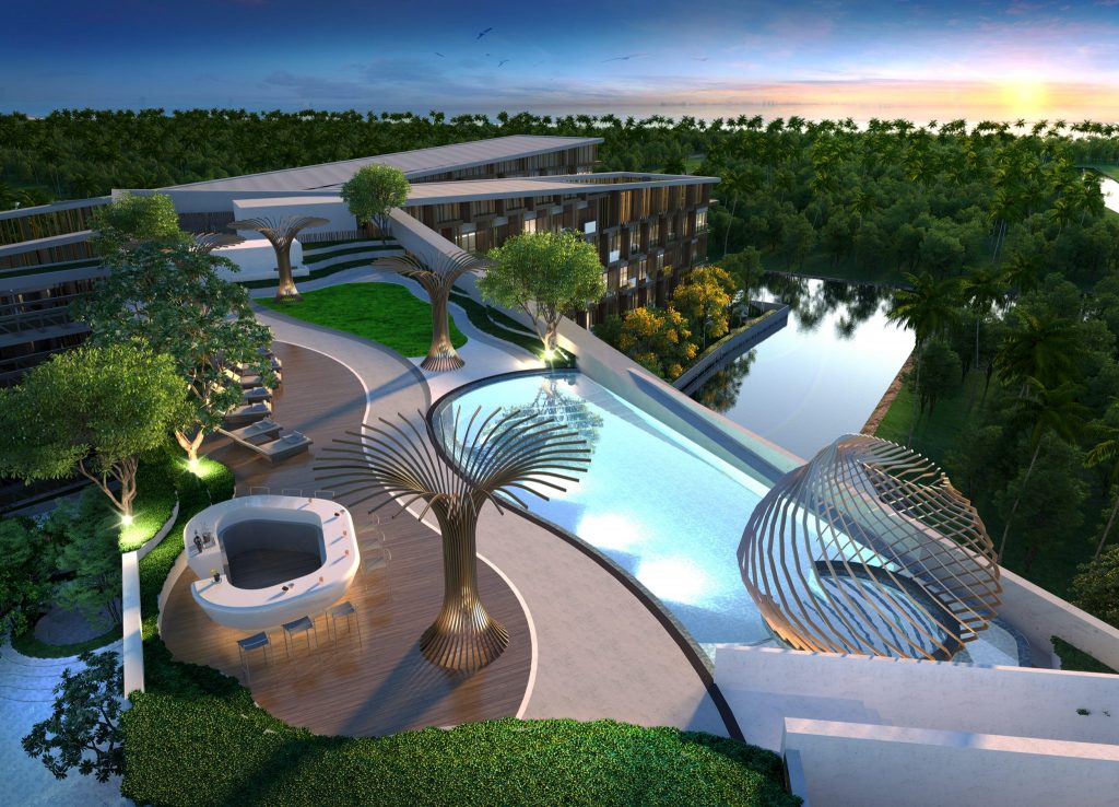 Yachts and Villas Investment for Pleasure