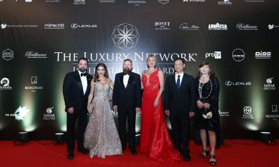 MontAzure, Thailand was honoured to receive an award for Luxury Real Estate Developer of the Year from The Luxury Network.