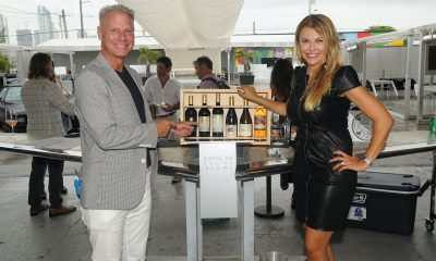 The Luxury Network Miami Launch: A Celebration of Art, Music, and Wine Experience
