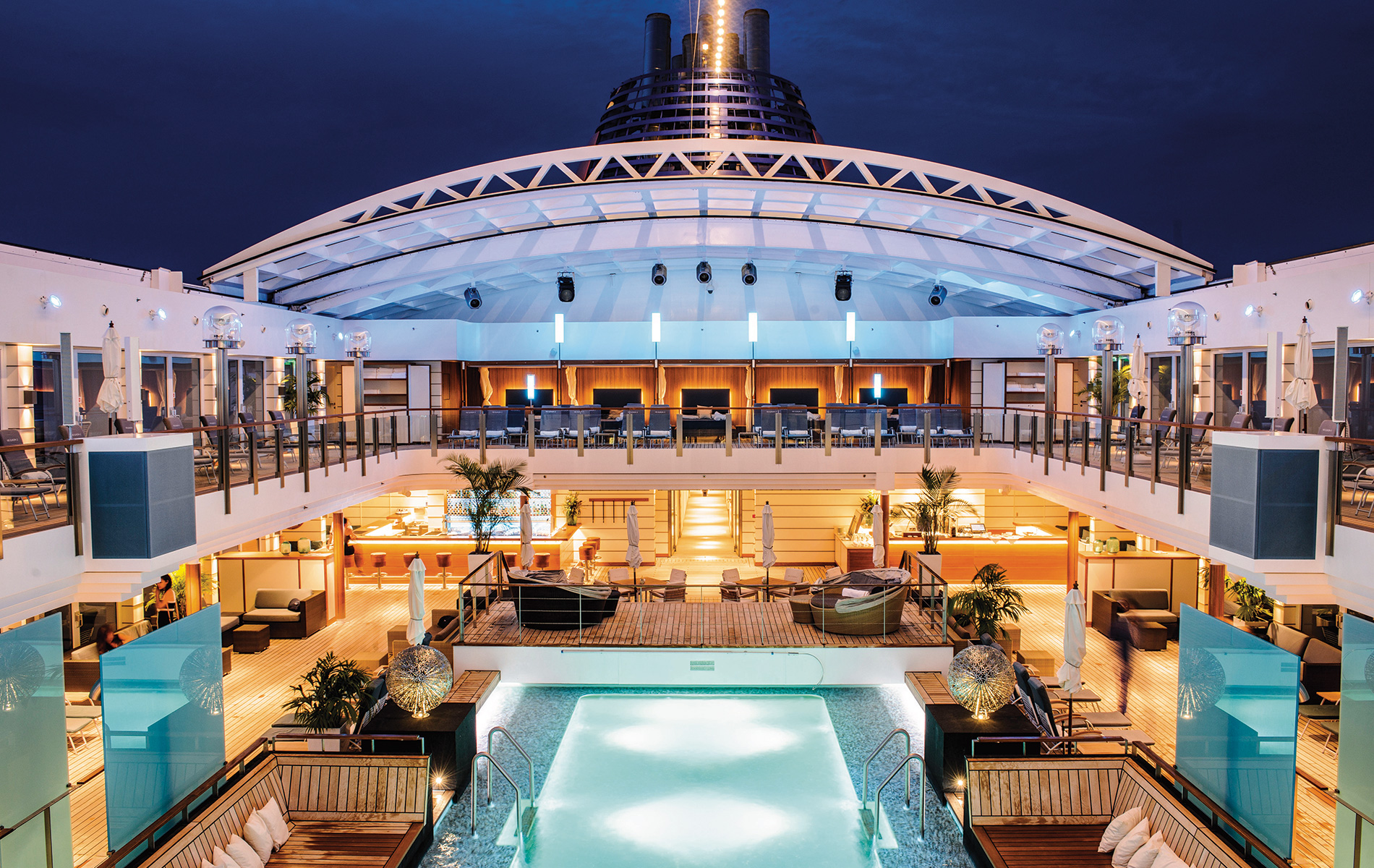 Luxury Cruise