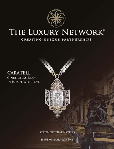 The Luxury Network Magazine Ausgabe 05