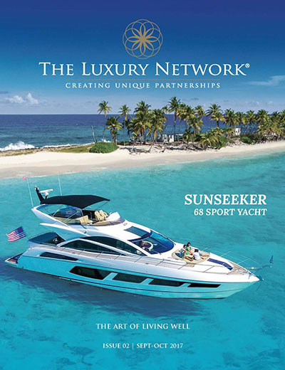 The Luxury Network Magazine Ausgabe 02