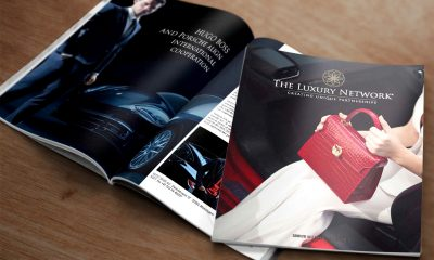 The Luxury Network Magazine Ausgabe 11