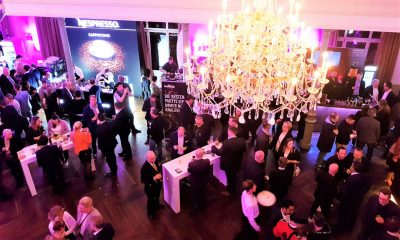 The Luxury Network feiert mit NESPRESSO die Gastro Premium Night 2019
