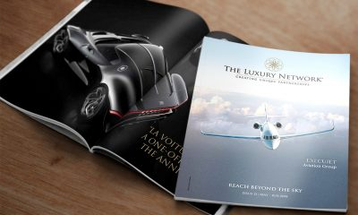 The Luxury Network Magazine Ausgabe 12
