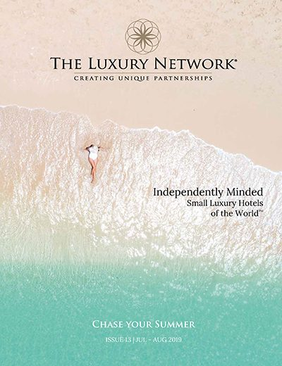 The Luxury Network Magazine Ausgabe 13