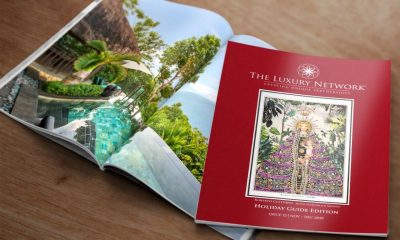 The Luxury Network Magazine Ausgabe 15