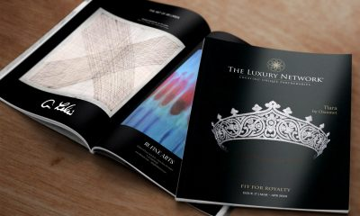 The Luxury Network Magazine Ausgabe 17