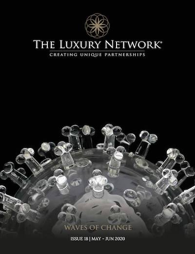 The Luxury Network Magazine Ausgabe 18