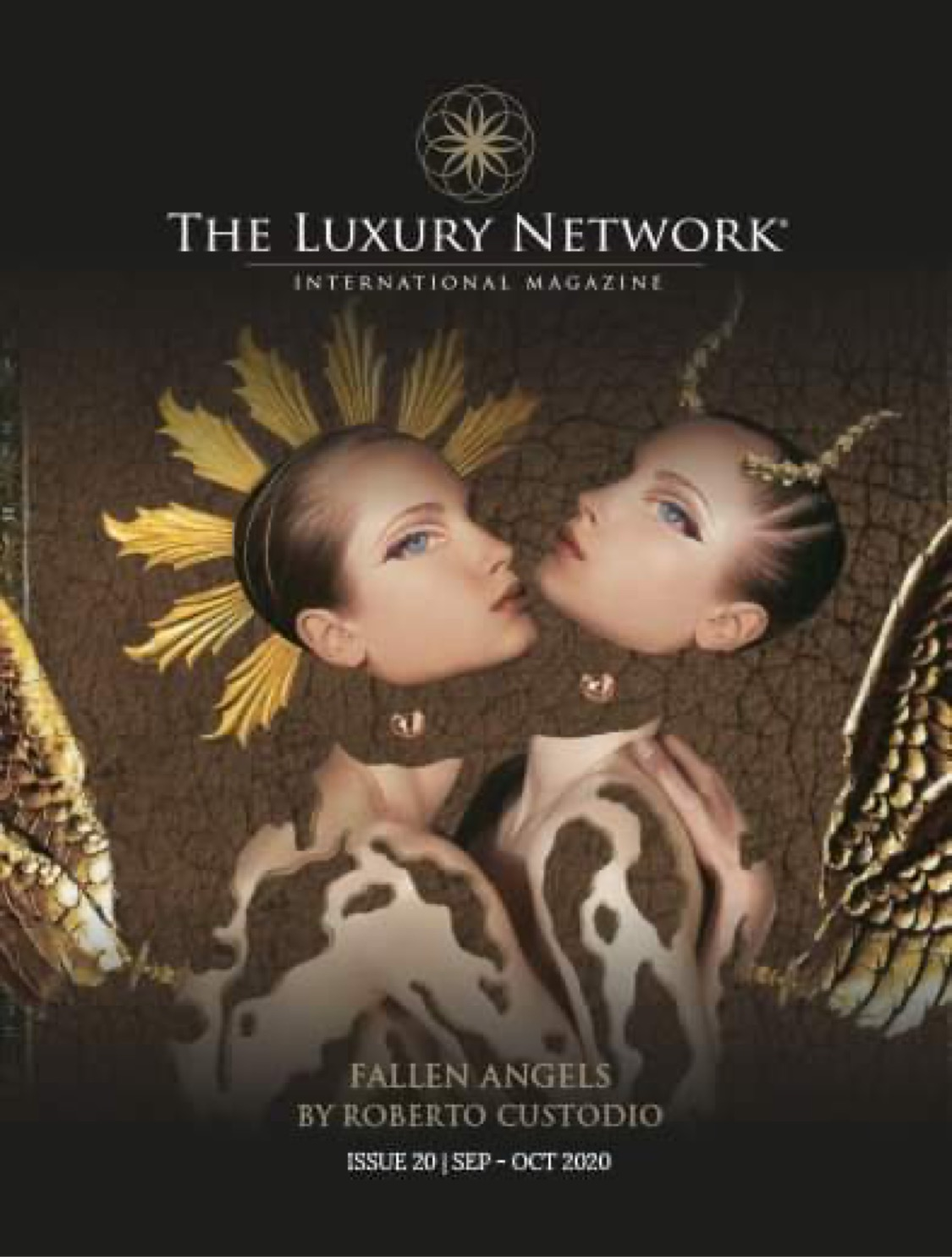 The Luxury Network Magazine Ausgabe 20