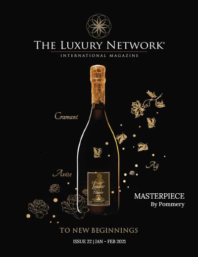 The Luxury Network Magazine Ausgabe 22