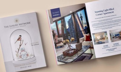 The Luxury Network Magazine Ausgabe 23