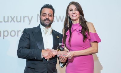 The Luxury Network International Magazine Wins 2 Awards at the MPAS 2018