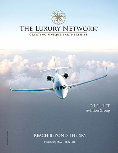Журнал The Luxury Network. Выпуск №12