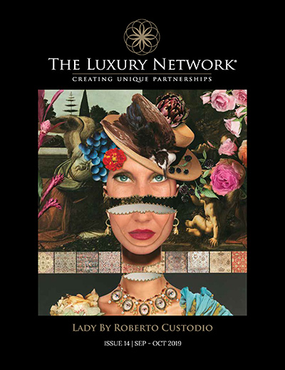 Журнал The Luxury Network. Выпуск №14