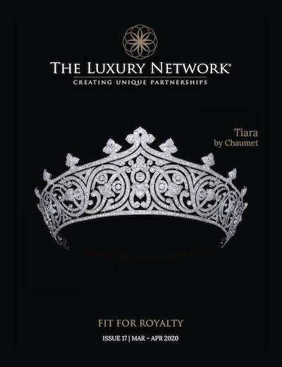 Журнал The Luxury Network. Выпуск №17