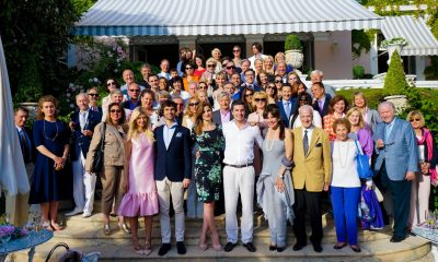The Luxury Network Monaco Founders Launch Event and Summer Garden Party